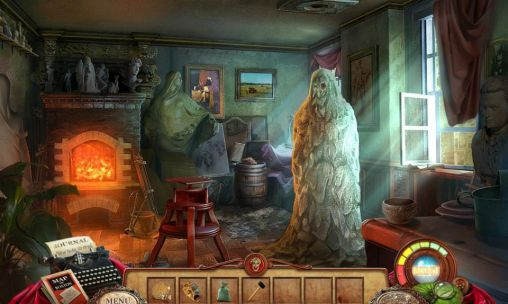 Seven muses: Hidden Object. Punished talents: Seven muses картинка из игры 3