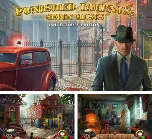 Seven muses: Hidden Object. Punished talents: Seven muses