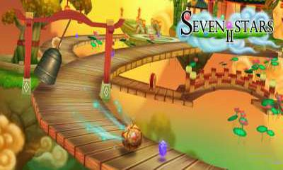 Seven Stars 3D II screenshot 1