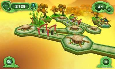 Seven Stars 3D II screenshot 3