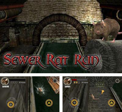 In addition to the game Throwing Knife 2 for Android phones and tablets, you can also download Sewer Rat Run for free.