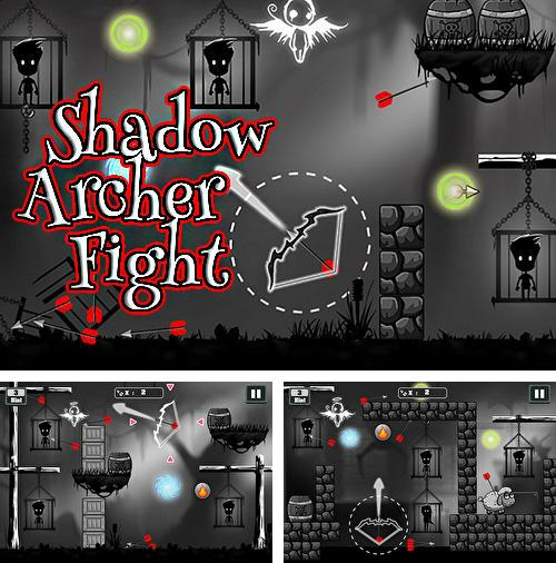 Shadow archer fight: Bow and arrow games