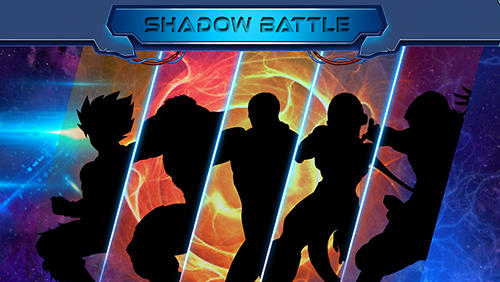 Shadow battle poster