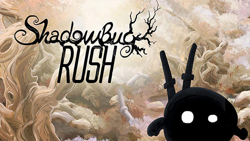 Shadow bug rush poster