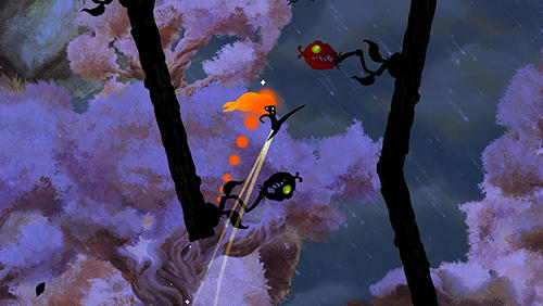 Shadow bug rush screenshot 3
