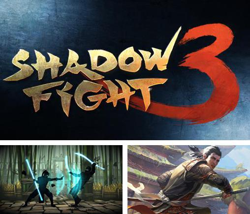 In addition to the game Shadow fight 3 for Android, you can download other free Android games for ZTE Blade Spark.