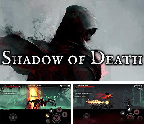 Shadow of death. Dark knight: Stickman fighting