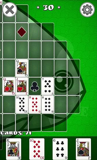 Shadow solitaire screenshot 3