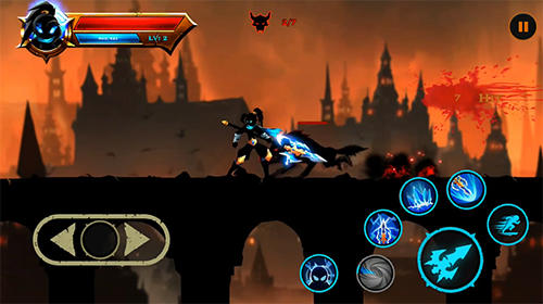Shadow temple: God of fight for Android - Download APK free