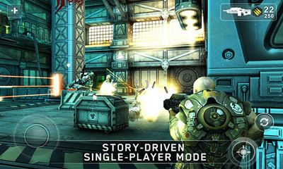 SHADOWGUN  v1.6.3 screenshot 5
