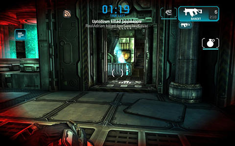 Screenshots von ShadowGun DeadZone für Android-Tablet, Smartphone.