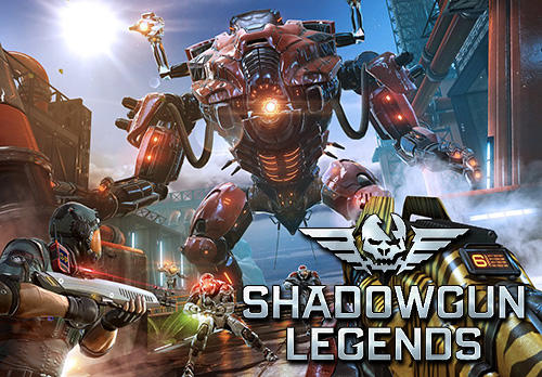 Shadowgun legends poster
