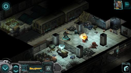 Shadowrun: Dragonfall screenshot 1