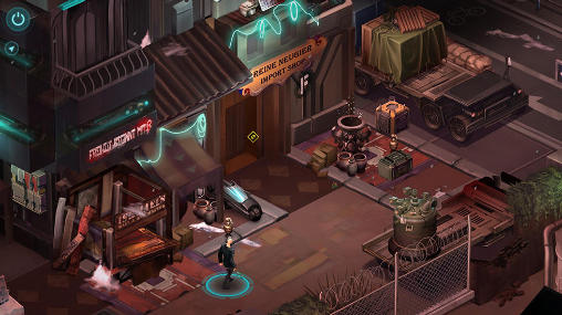 Shadowrun: Dragonfall screenshot 2