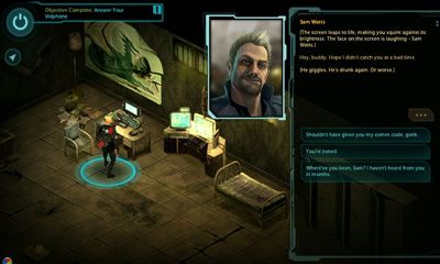Shadowrun Returns screenshot 5