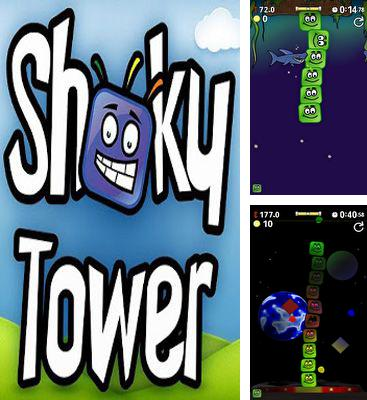 In addition to the game Chimpact for Android phones and tablets, you can also download Shaky Tower for free.