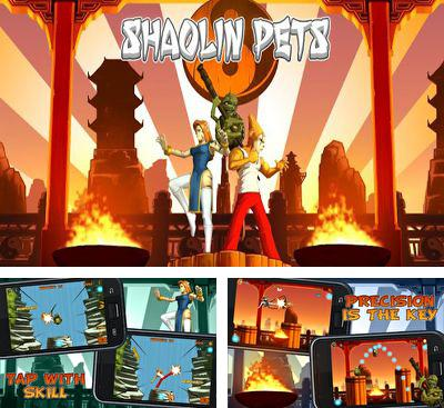 In addition to the game Swingworm for Android phones and tablets, you can also download Shaolin Pets for free.