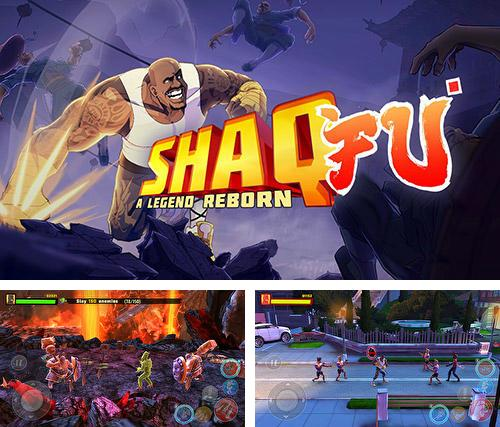 In addition to the game Shaq fu: A legend reborn for Android, you can download other free Android games for Lenovo S580.