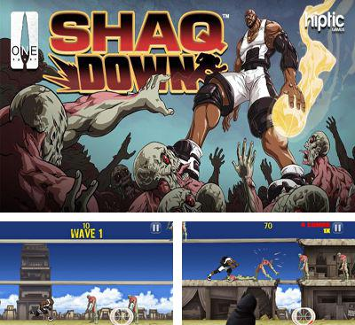 In addition to the game Super Knights for Android phones and tablets, you can also download ShaqDown for free.