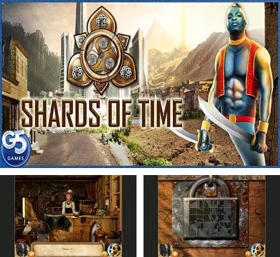 In addition to the game Atlantis Pearls of the Deep for Android phones and tablets, you can also download Shards of Time for free.