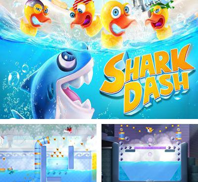 In addition to the game Amazon Hidden Expedition for Android phones and tablets, you can also download Shark Dash for free.