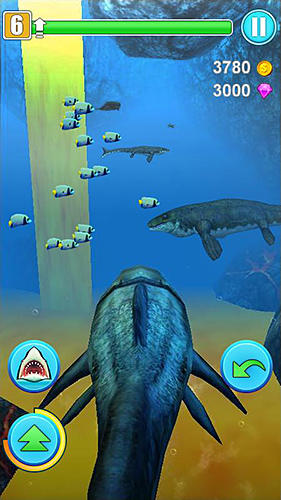 Shark simulator screenshot 3