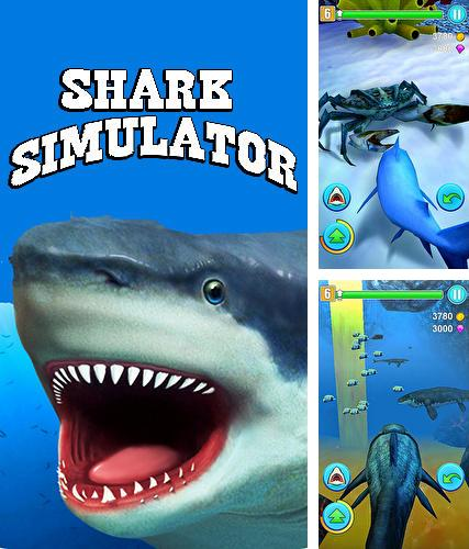 In addition to the game Shark simulator for Android, you can download other free Android games for Oppo R11.