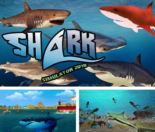 Shark simulator 2018