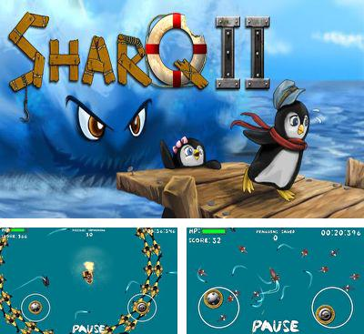 In addition to the game Space Sports for Android phones and tablets, you can also download SharQ II for free.
