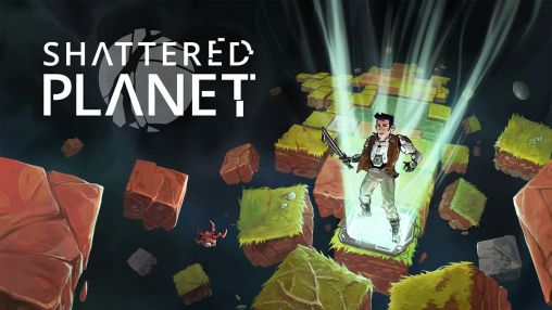 Shattered planet poster