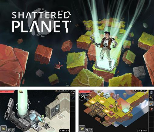 In addition to the game Mana Rush for Android phones and tablets, you can also download Shattered planet for free.