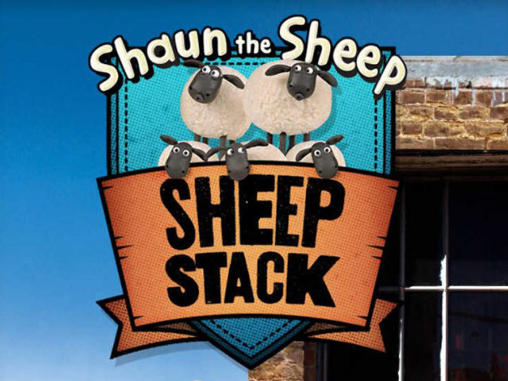 Shaun the sheep: Sheep stack обложка