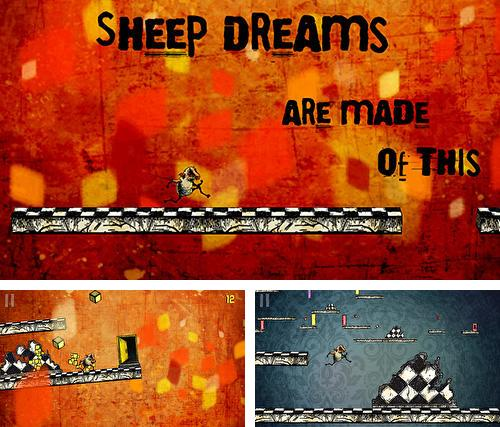 Zusätzlich zum Spiel Jumpy Run für Android-Telefone und Tablets können Sie auch kostenlos Sheep dreams are made of this, Sheep Dreams are Made of This herunterladen.