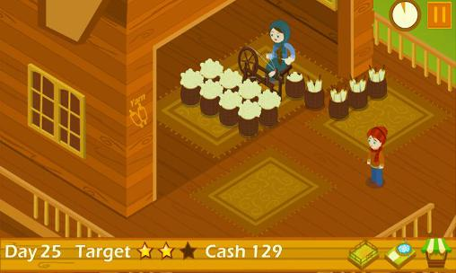 Screenshots von Sheep farm für Android-Tablet, Smartphone.