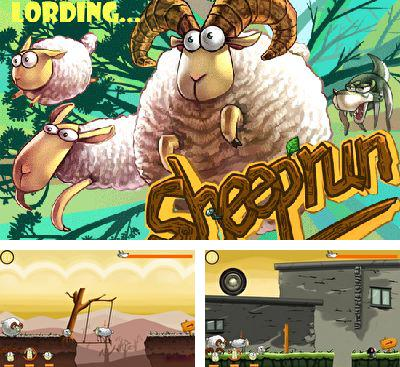 In addition to the game SnowBall Fight Winter Game HD for Android phones and tablets, you can also download Sheeprun for free.
