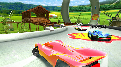 Juega a Shell racing para Android. Descarga gratuita del juego Carreras de Shell.