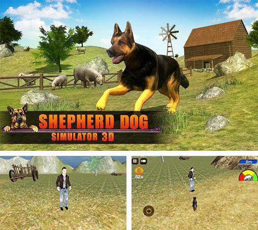 In addition to the game Police agent vs mafia driver for Android phones and tablets, you can also download Shepherd dog simulator 3D for free.