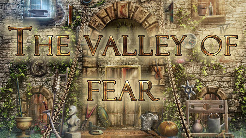 Sherlock Holmes: The valley of fear обложка
