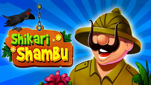Shikari Shambu: The game poster
