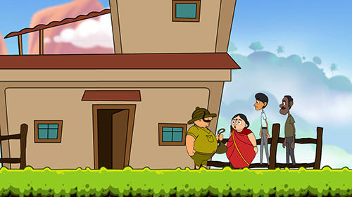 Shikari Shambu: The game screenshot 4