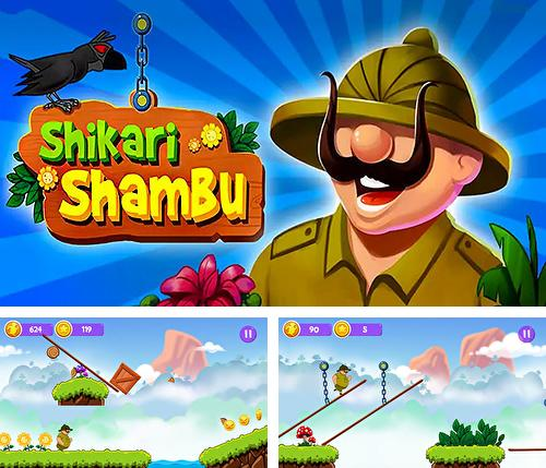 Shikari Shambu: The game
