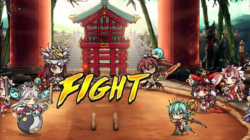 Download Game Android RPG Shikigami Myth