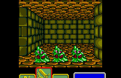 Shining force classics screenshot 2