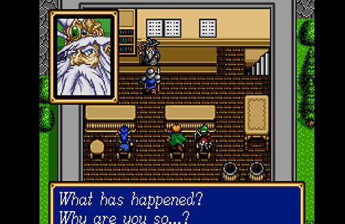 Shining force classics screenshot 3