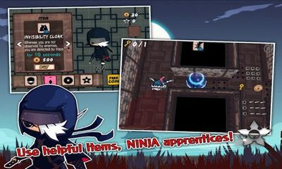 Shinobi ZIN Ninja Boy screenshot 2