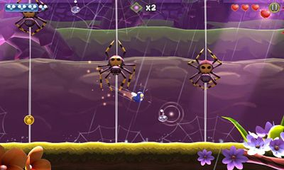 Screenshots von Shiny The Firefly für Android-Tablet, Smartphone.