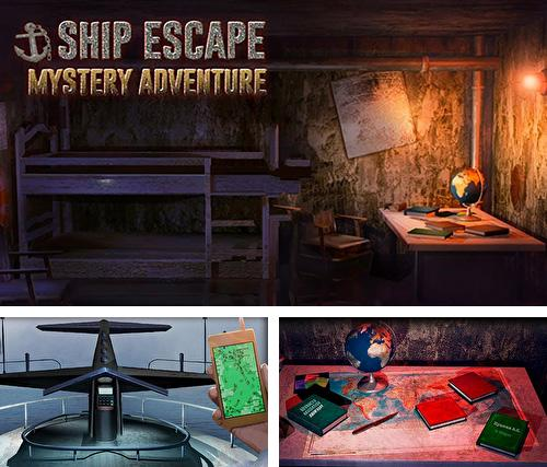 Ship escape: Mystery adventure