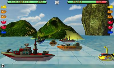 Ships N' Battles screenshot 1