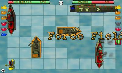 Screenshots von Ships N' Battles für Android-Tablet, Smartphone.