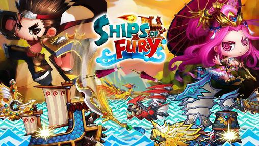 Ships of fury poster